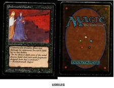 MRM ENGLISH Underworld Dreams Heavy Played MTG magic LEGEND (UD01)