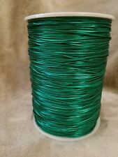 "Hunter Green 3//8/"" Decoractive Lip Cord Pine Grove By The Yard"