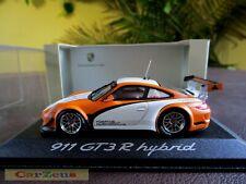 1:43 Minichamps, Porsche 911 GT3 R Hybrid, Porsche Design Driver's Selection