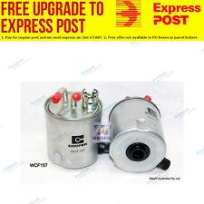 Wesfil Fuel Filter WCF157 fits Nissan Navara 2.5 dCi 4x4 (D40),2.5 dCi RWD (D40)