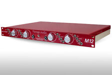 VINTAGE AUDIO: M12 MK2, QUAD MIC PREAMP, DISCRETE, CINEMAG TRANSFORMER IN/OUTS