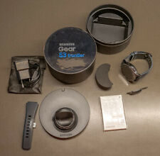 Samsung Gear S3 Frontier 46mm Black Smart Watch