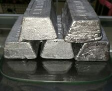 10 Pounds Lbs. Pure Soft Lead Ingots for Casting Molding Jigs Sinkers Bullets