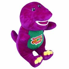 """Singing Barney and Friends Barney 12"""" I LOVE YOU Song Plush Doll Toy XMAS Gift"""
