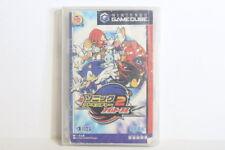 Sonic Adventure Battle 2 Wears Scratches GameCube GC Japan Import US Seller