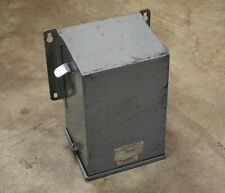 Powertran Model TPEF, PN: 3EE032L3-SH, 3kva, 3Phase,Transformer - USED