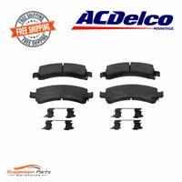 ACDelco 14D974CH Rear Ceramic Brake Pad For Chevrolet Express GMC Savana
