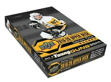 2019-20 UPPER DECK SERIES 1 HOCKEY HOBBY