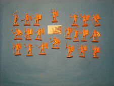 Soldatini Toy Soldiers Atlantic Fanteria Egiziana Mondo Antico scala 1:72