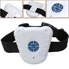 Ultrasonic Dog Pet Stop Barking Anti Bark Training Trainer Device Control Collar