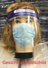 Gesichtsschutz Visier Gesichtsschutzschild Augenschutz Schutzvisier Schutzschild