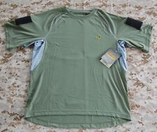 OD Ironclad Dri-T Shirt Custom Sleeves XL NSWDG DEVGRU SEAL NSW