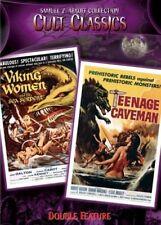 Viking Women and the Sea Serpent / Teenage Caveman (DVD, 2006) Samuel Z. * NEW *