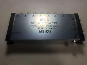 MCR MS 5x8 Multi Switch Fast Shipping!!!
