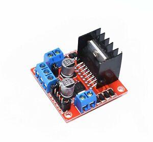 L298N Dual H Bridge DC Stepper Motor Driver Controller Board for Arduino _UK