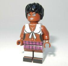 **NEW** Custom Printed - SCHOOL GIRL PLAID SKIRT OUTFIT - Block Minifigure