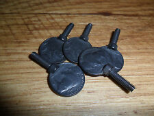 Lot Of 5 Tattoo Machine Buffalo Nickel Vise Screws!