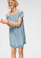 Blue Seven Sommerkleid, blau. Gr. 40. NEU!!!