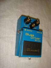 BOSS BD-2W BLUES DRIVER SPECIAL WAZA CRAFT EDITION OVERDRIVE GUITAR EFFECT PEDAL