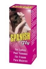 Spanish Fly Women Aphrodisiac Drops Libido Enhancer Elixir For Her 20ml