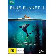 Blue Planet II  - DVD - Region 4 NEW & SEALED, FREE POSTAGE