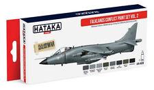 Hataka AS28 Falklands Conflict British AF Vol. 2 Paint Set