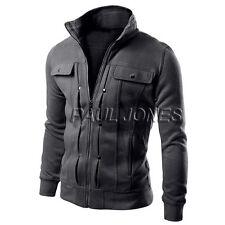 Mäntel Herrenjacke Moto Sakko Übergangsjacke Softshelljacke Winter Militär Jacke