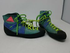 Vtg Merrell Women's Flashdance Rock Climbing Shoes Sz 9. (I