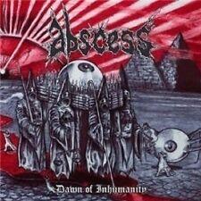 ABSCESS - Dawn Of Inhumanity CD