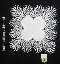 PLAUENER SPITZE Tischdeckchen ALLZEIT Tischdecke Deckchen Decke Tischdeko 35x35