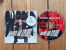 Marc Almond Adored & Explored Promo CD Soft Cell
