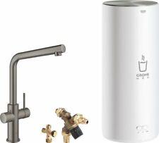 GROHE Red 3-in-1 kokendwaterkraan - L Keukenkraan met 7L boiler en mengventiel -