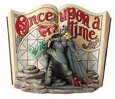 Disney Traditions Undersea Dreaming Storybook The Little Mermaid 15.5cm 4031484