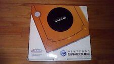 Nintendo GameCube Spice Orange DOL-101 NTSC-J With Free moderm Brand New