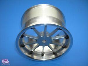 Original Lauterbacher-Aluminium-Felge 3-teilig für RC-Cars 1/5