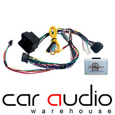 CTSBM006 BMW 5 Series E60 2004 On Car Stereo Steering Wheel Interface Control