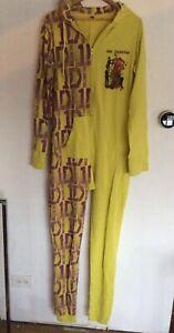 ONE DIRECTION One Piece  HOODIE SUIT Band Sweatshirt Sz Adult M Women's