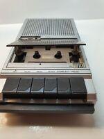 Alba DR160 Cassette Tape Recorder Vintage   UNTESTED