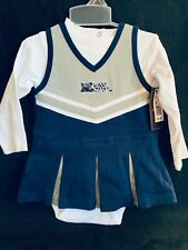 Penn State Cheerleading Uniform Lions Blue Gray White 18 Month Official Licences