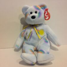 Ty Beanie Original Baby Cheery the Sunshine Bear NWMT