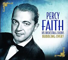 Percy Faith - Bubbling Over (CD 2009) New