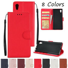 Leather Stand Flip Wallet Cover Mobile Phone Case For Huawei P40Pro P30 P20 Lite
