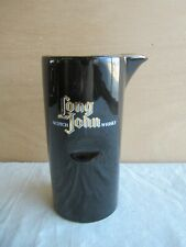 älterer Whiskey Wasserkrug Krug jug Long John Scotch  Whisky Kanne