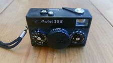 Rollei 35S 35mm Point & Shoot Film Camera