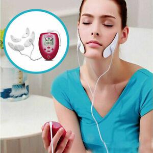 EMS Électrique Visage Masseur Fat Burner Minceur Anti-cellulite Massage Appareil