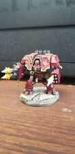 Warhammer 40k Preheresy Thousand Sons Dreadnought Pro Painted Magnetized