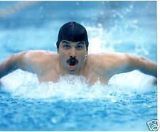 MARK SPITZ USA OLYMPIC SWIMMER 8X10 SPORTS PHOTO #80