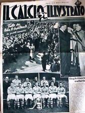 Il Calcio illustrato 19 1950 - Anniversario Tragedia di Superga - FOTO  [GS23]