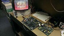 MORTAL KOMBAT 1- 1992 Midway - Guaranteed Working Jamma Arcade PCB w Sound board