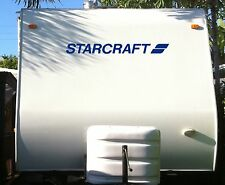 2- Starcraft Decals RV sticker decal graphics trailer camper rv any color  USA